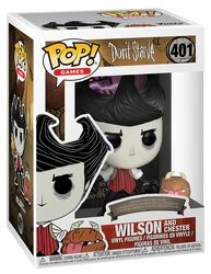 Wilson and Chester Vinyl Figure 401