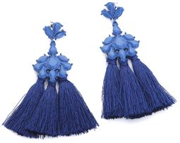 Blue Storm Earrings