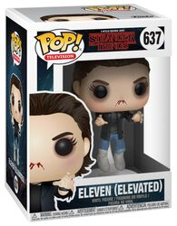 Eleven (Elevated) Vinyl Figure 637