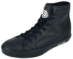Leather Look Sneaker II
