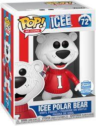 Ad Icons: Icee Polar Bear (Funko Shop Europe) Vinyl Figure 72