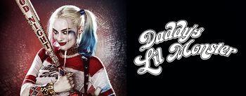 Harley Quinn - Daddy's Little Monster