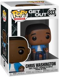 Chris Washington Vinyl Figur 833