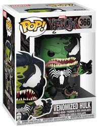 Venomized Hulk Vinyl Figure 366