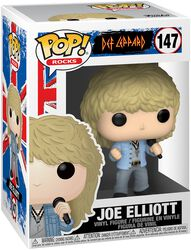Joe Elliott Rocks Viinyl Figur 147