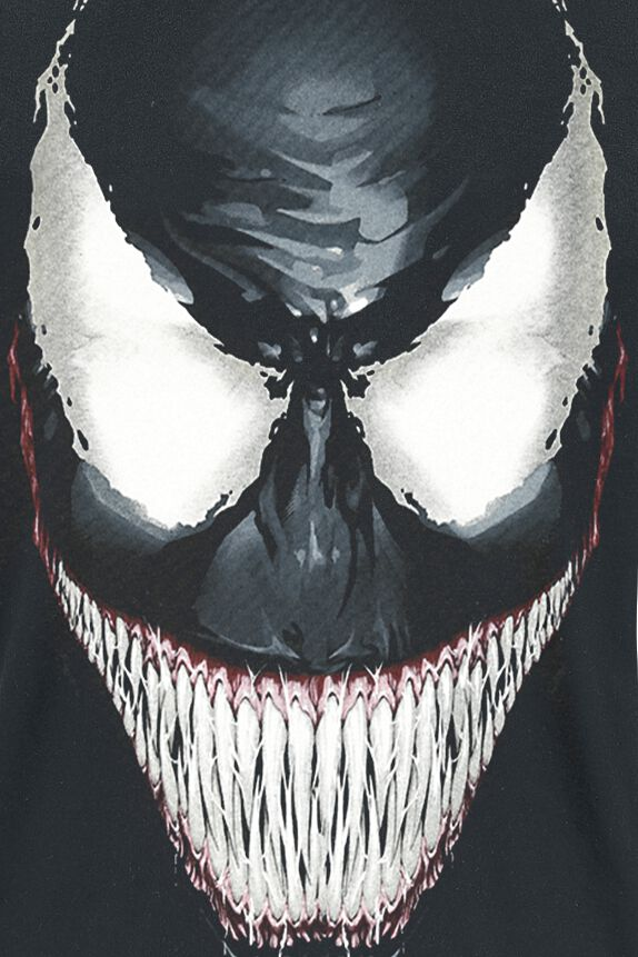 75a16b011 Smile | Venom (Marvel) T-Shirt | EMP