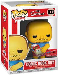 Simpsons NYCC 2020 - Comic Book Guy Vinyl Figur 832