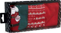 Christmas Socks Set Santa