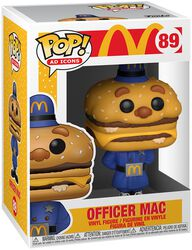 Officer Mac Vinyl Figure 89
