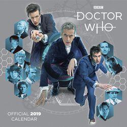 2019 Wall Calendar - Classic Edition