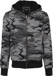 Camo Zip Jacket