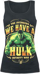 Infinity War - We Have A Hulk