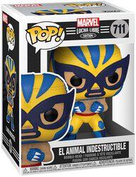 El Animal Indestructible - Marvel Luchadores - Vinyl Figure 711