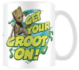 2 - Get your Groot on