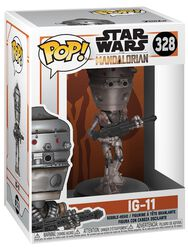 The Mandalorian - IG-11 Vinyl Figure 328