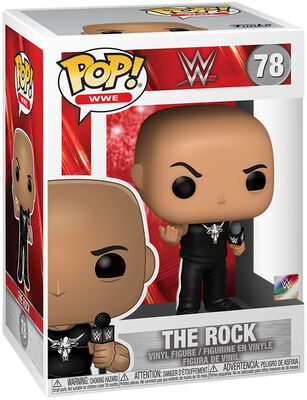 The Rock Vinyl Figure 78