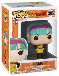 Z - Bulma in Yellow Outfit Vinyl Figure 385