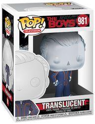 Translucent Vinyl Figure 981