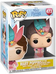 Mary Poppins at the Music Hall Vinyl Figure 473