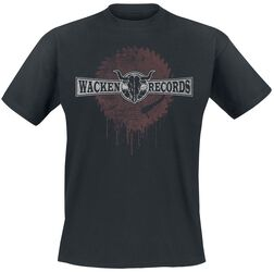 Wacken Records Logo Shirt