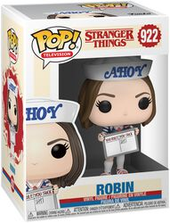 Season 3 - Robin Vinyl Figure 922
