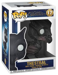 The Crimes of Grindelwald - Thestral Vinyl Figure 17