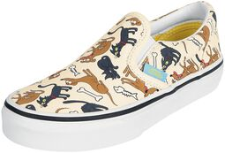 The Simpsons - Family Pets Classic Slip-On
