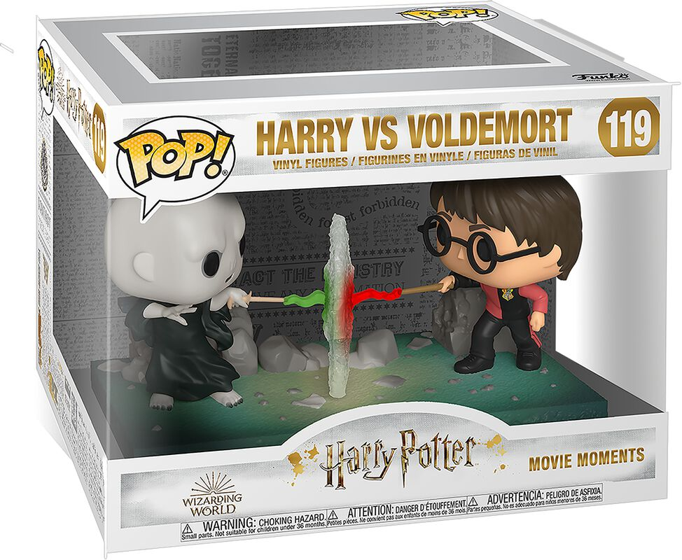 Harry vs. Voldemort (Movie Moments) Vinyl Figure 119