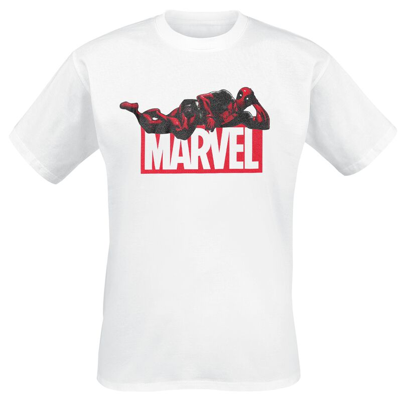 Deadpool Marvel Logo