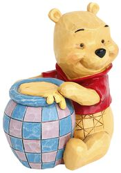 Winnie The Pooh With Honey Pot Mini Figure