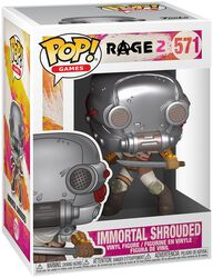 Rage 2 Immortal Shrouded Vinyl Figure 571