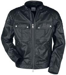 Moto Guzzi Leather Jacket