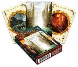 The Fellowship of the Ring - Playing Cards