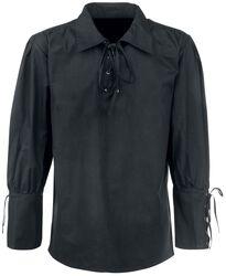 Medieval Koszula z wiązaniem