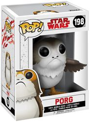 Episode 8 - The Last Jedi - Porg Vinyl Bobble - Head 198