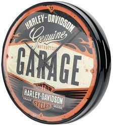 Harley-Davidson Garage