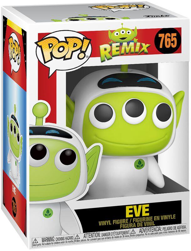 Alien Remix - Eve Vinyl Figure 765