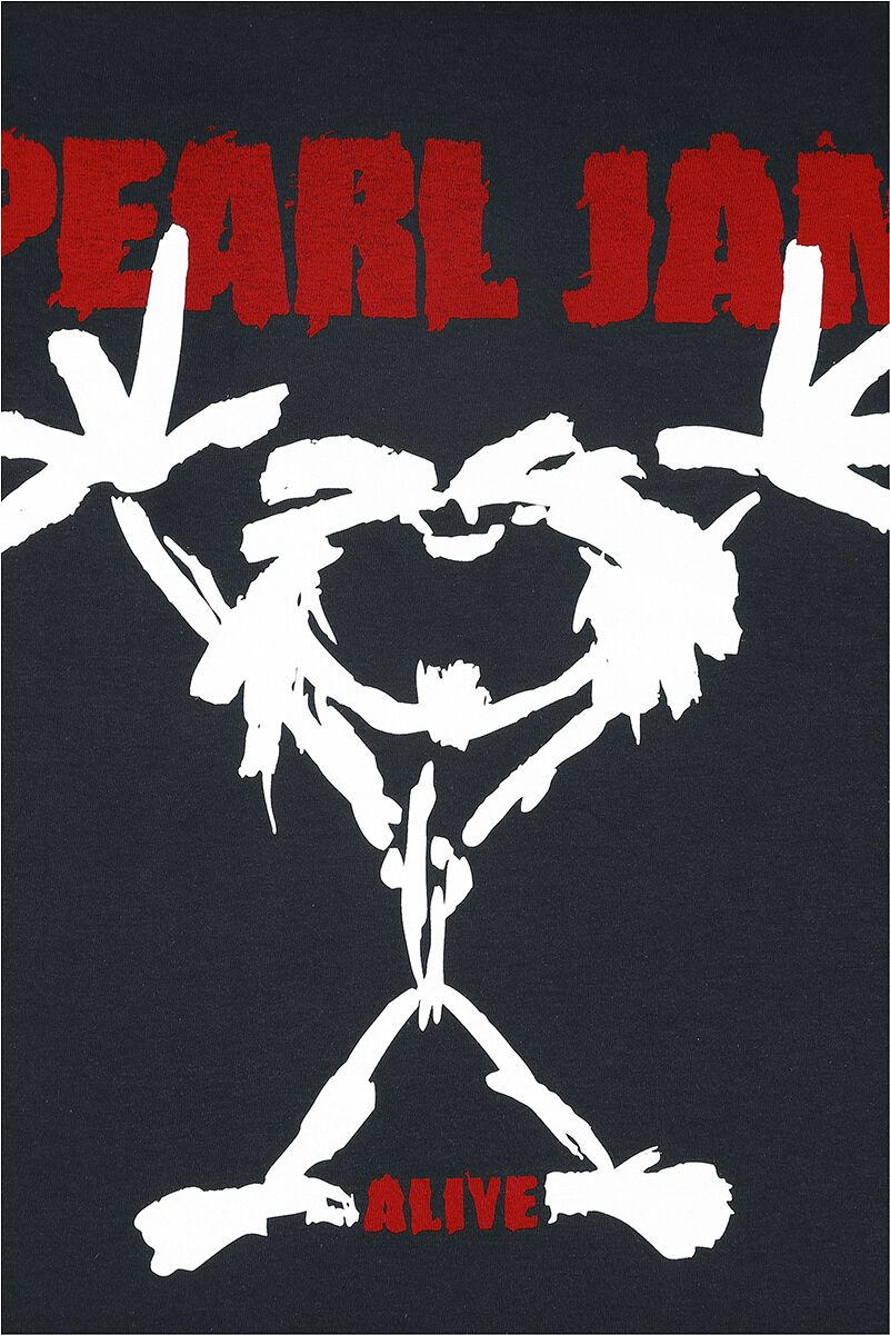 9cb864d6be970d Stickman | Pearl Jam T-Shirt | EMP