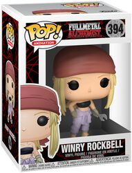 Winry Rockbell Vinyl Figure 394