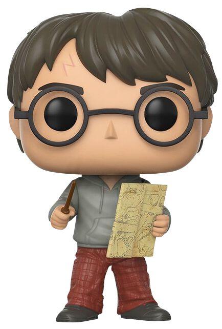 Harry Potter With Marauders Map Vinyl Figure 42 Harry
