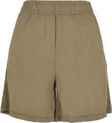 Ladies Modal Shorts