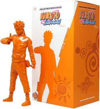 Shippuden - The Will of Fire - The Epic Ninja Statue Orange