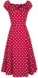 Dolores Doll Dress Polka