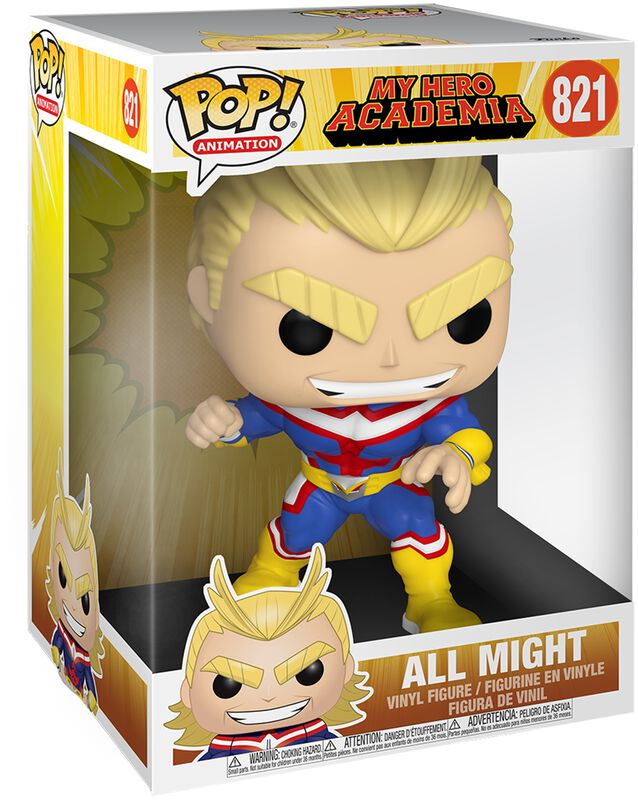 All Might (Life Size) Vinyl Figure 821