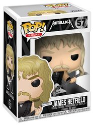 James Hetfield Rocks Vinyl Figure 57