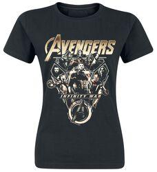Infinity War - Avengers Team