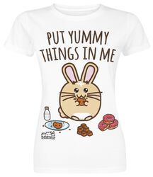 Put Yummy Things In Me!