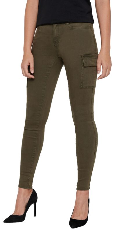 Lucy NW Utility Trousers