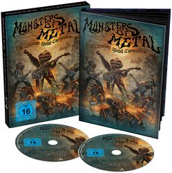 Monsters Of Metal   Vol. IX