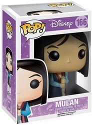 Mulan Vinyl Figure 166